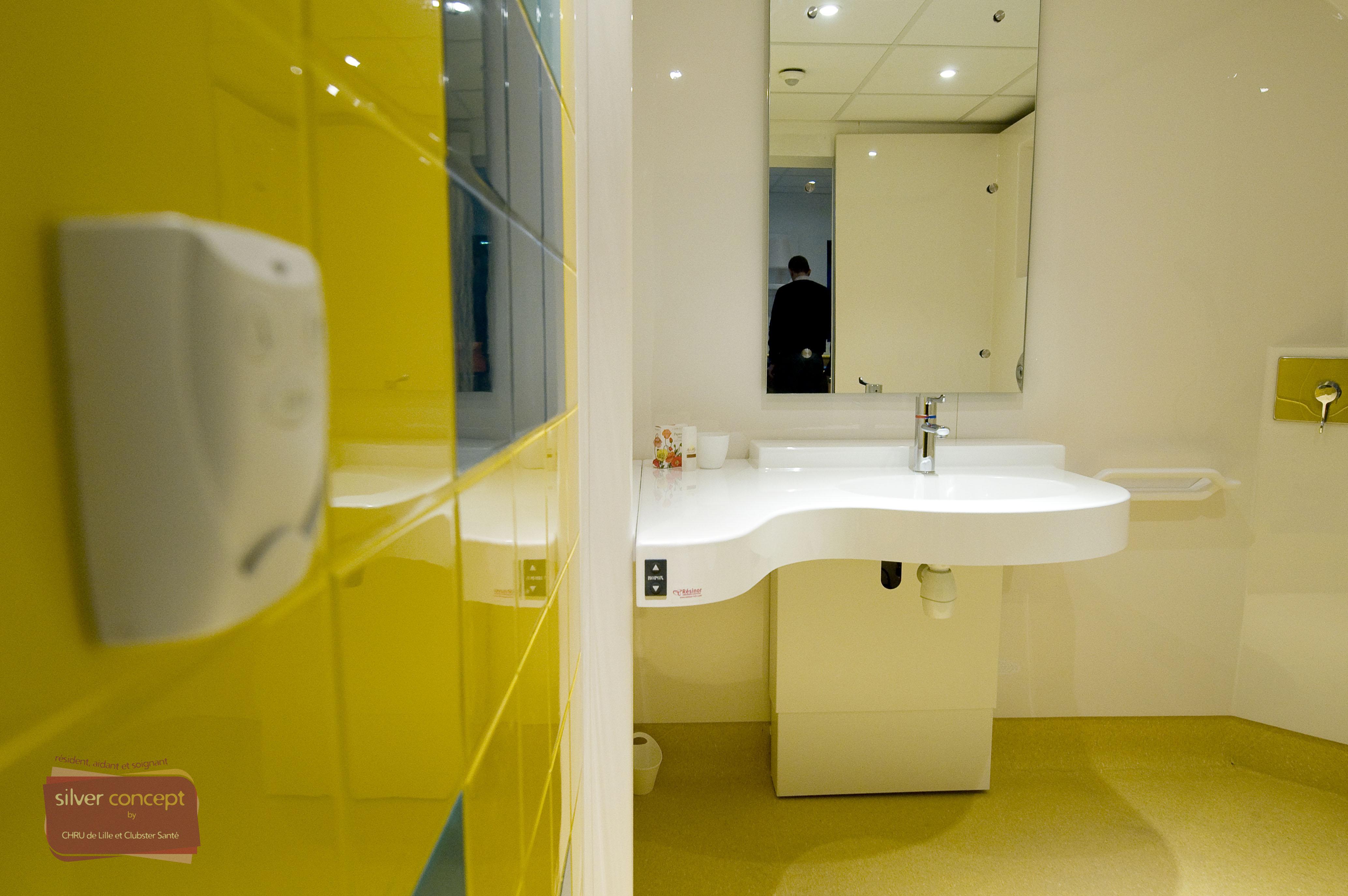 Silver Concept - Salle de bain