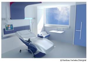 concept room - fauteuil lit