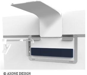 concept room - tete de lit