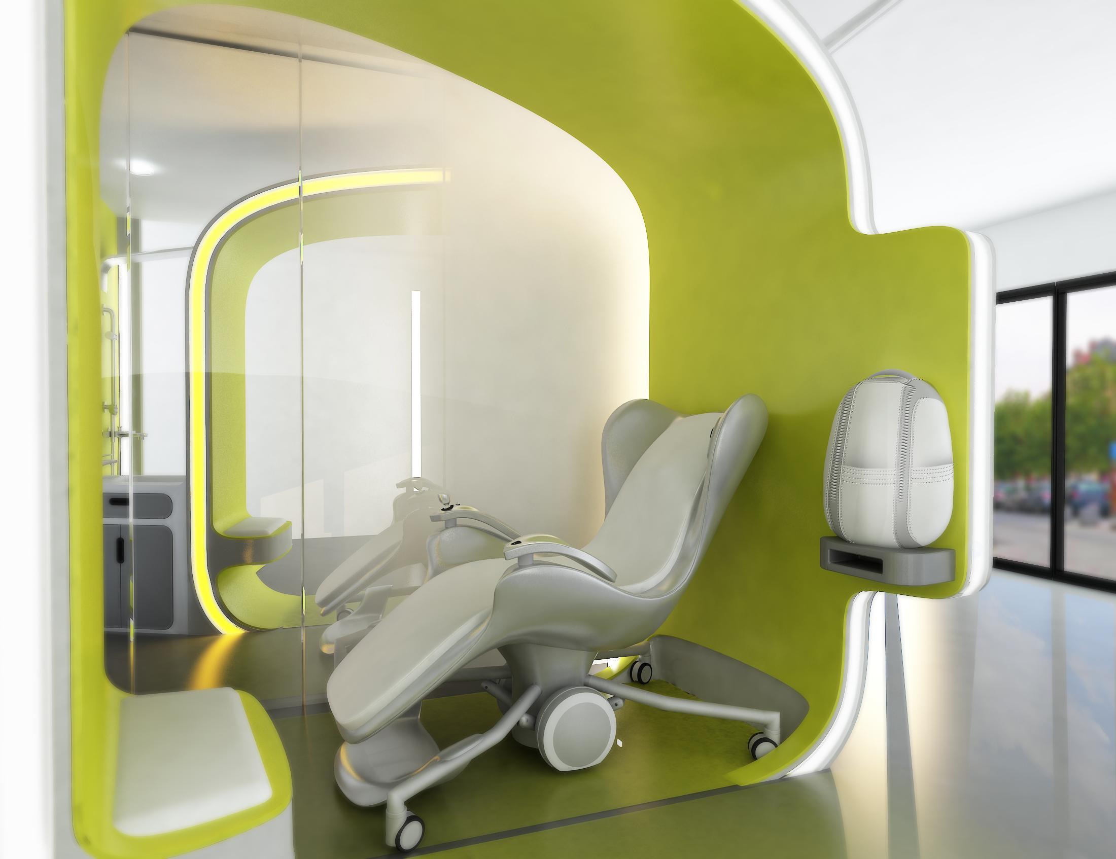 Le concept room OPUS 2 - Concept room
