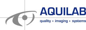 Aquilab logo RVB au trait